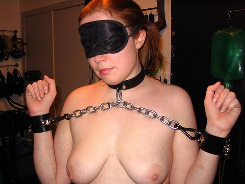 Steel slavecollar