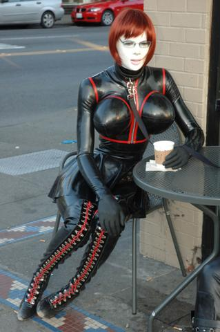 Steffy - rubber doll