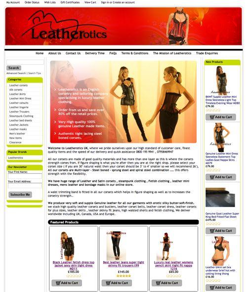 leathererotics